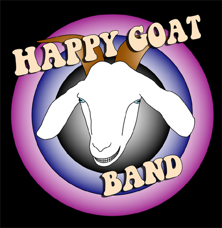 the HAPPY GOAT BAND